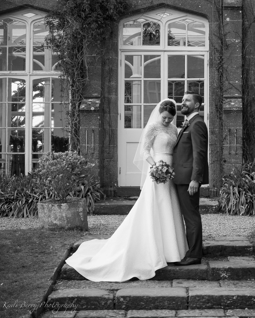 St Audries Park, West Quantoxhead, Somerset has a beautiful Orangery that can be the backdrop for your wedding day... by Kadi Berry Photography, Pembrokeshire, Wales