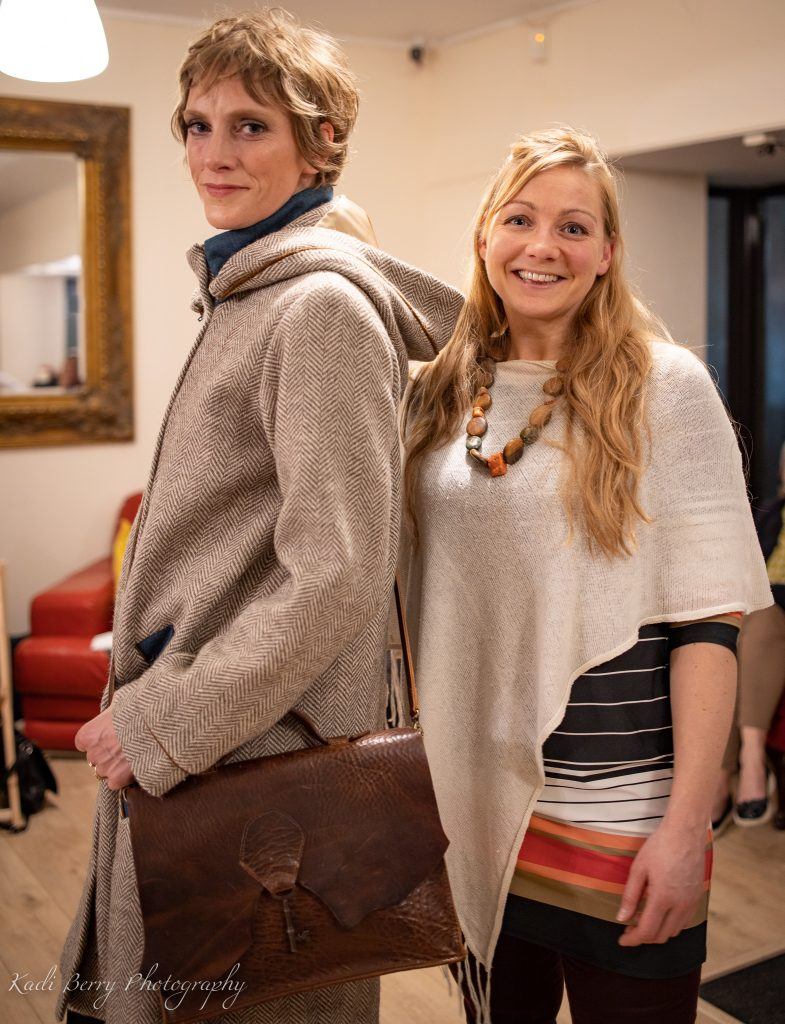 Coterie Leather Bags - Raw Edge Satchel with Vintage Key 1... by Kadi Berry Photography, Pembrokeshire, Wales
