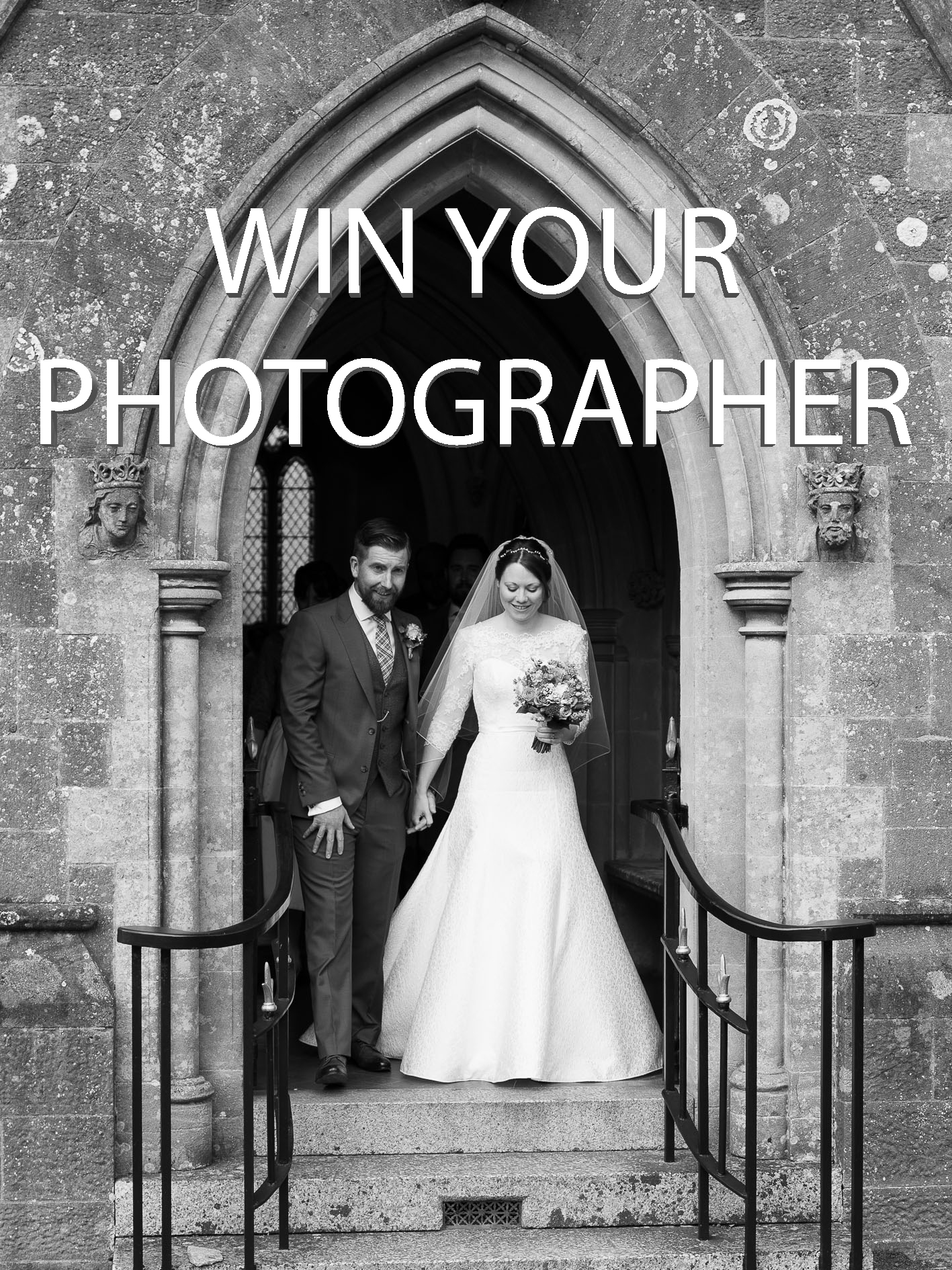 2019 Win your Wedding Photographer