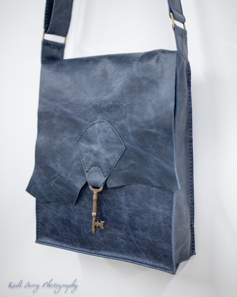 Coterie Leather Bag - done... by Kadi Berry Photography