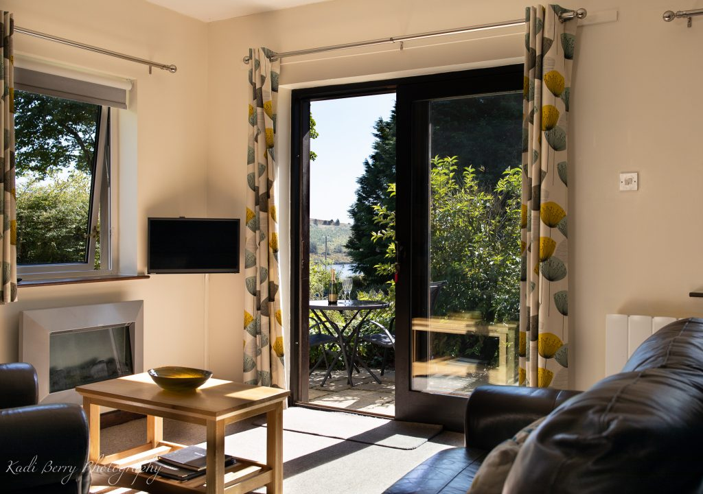 Sitting room view: Skomer @ The Old Coach House, Rosebush ... by Kadi Berry Photography